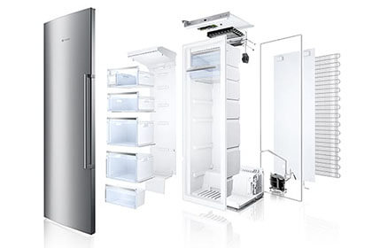 Servicio Técnico Congeladores Siemens Tenerife